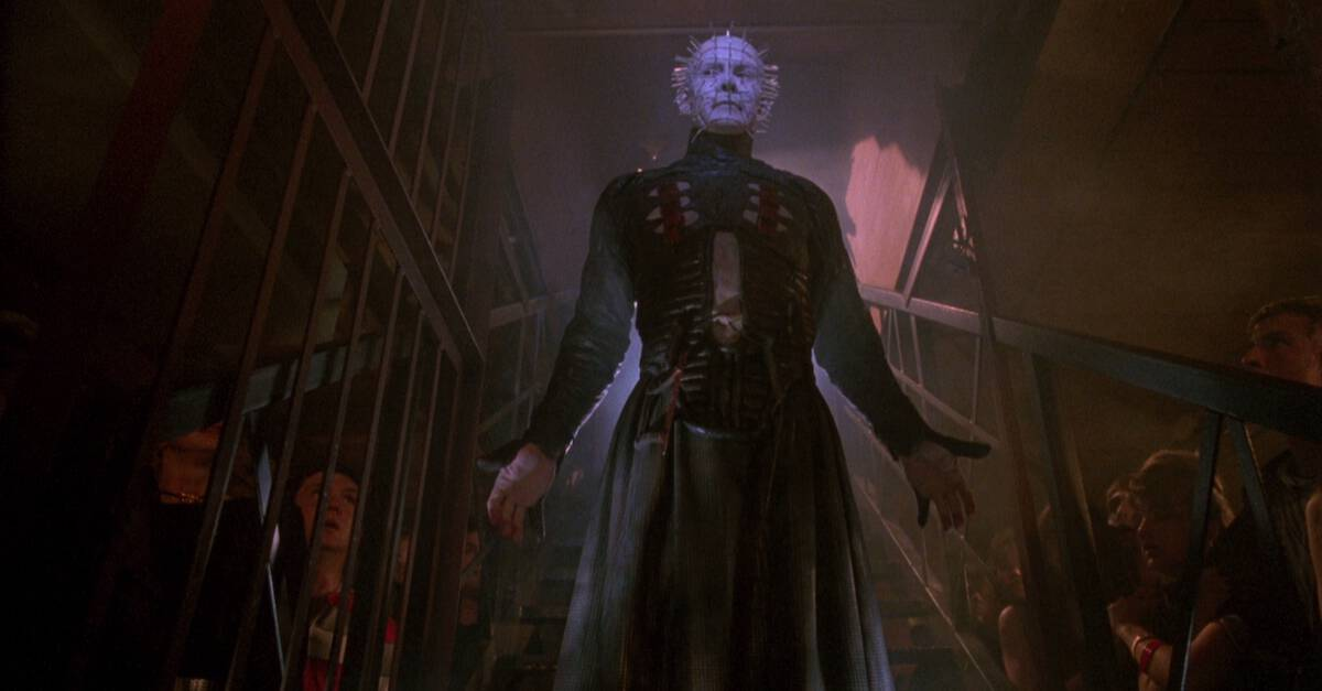 hellraiser3banner - Exclusive: Randy Miller's HELLRAISER III: HELL ON EARTH Score Getting First-Ever Vinyl Release