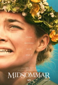 midsommar new poster 203x300 - Does the Creepy Cult in MIDSOMMAR Worship Paimon? Ari Aster Calls Upcoming Film a Companion to HEREDITARY