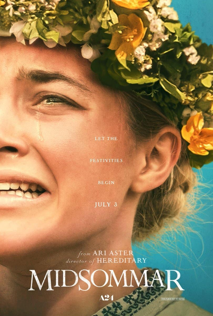 midsommar new poster - New Poster for Ari Aster's MIDSOMMAR Hints at the Horror to Come