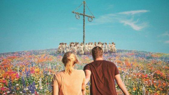 "midsommarbanner 560x315 - New Poster for MIDSOMMAR Commands ""Let the Festivities Begin"""