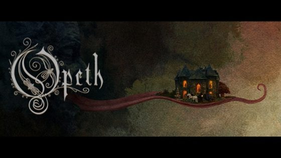 opethincaudavenenumbanner 560x315 - OPETH Announce Details For 13th Studio Album