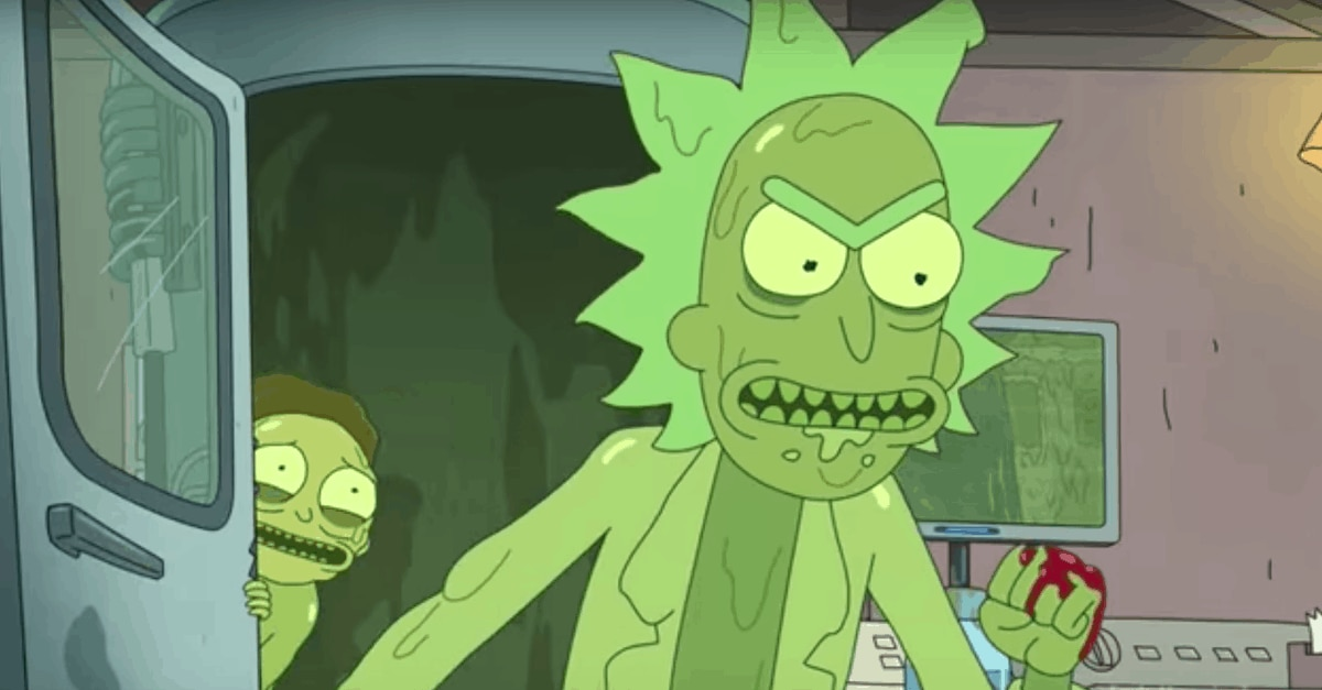 rickandmortybanner - RICK AND MORTY Creator Says He'd Love to Make an R-Rated Feature Film