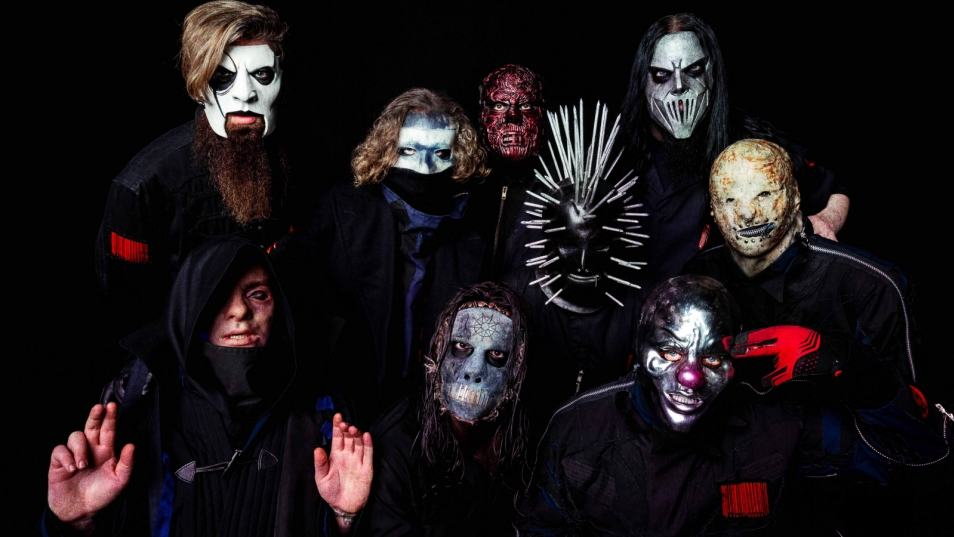 "slipknot   2019   alexandria crahan conway   lo 0 - SLIPKNOT Release New Song ""Unsainted"" and Debut New Masks"