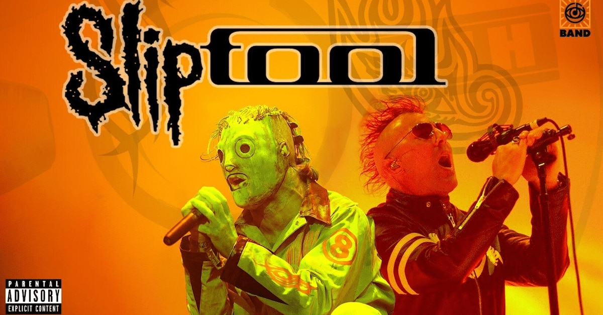 slipknottoolradiobanner1200 627 - Contest: We're Giving Away 5 Pairs of Tickets to The Session On Air's TOOL/SLIPKNOT Breakdown