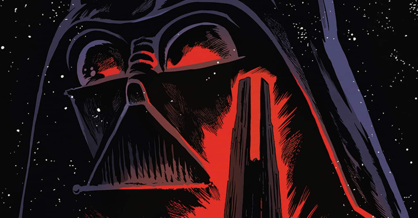 star wars tales from vaders castle darth vader image - STAR WARS Goes Horror in TALES FROM VADER'S CASTLE Comic Series