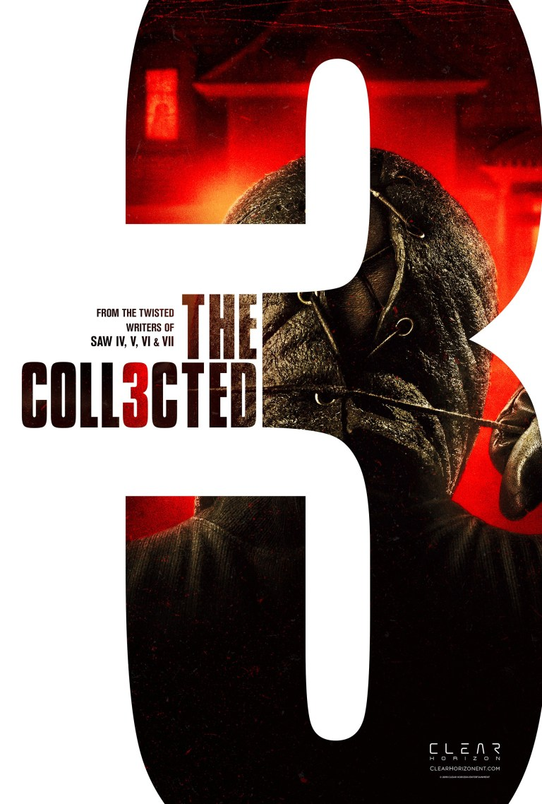 the collected poster - New Poster Reveals the Official Title of THE COLLECTOR 3