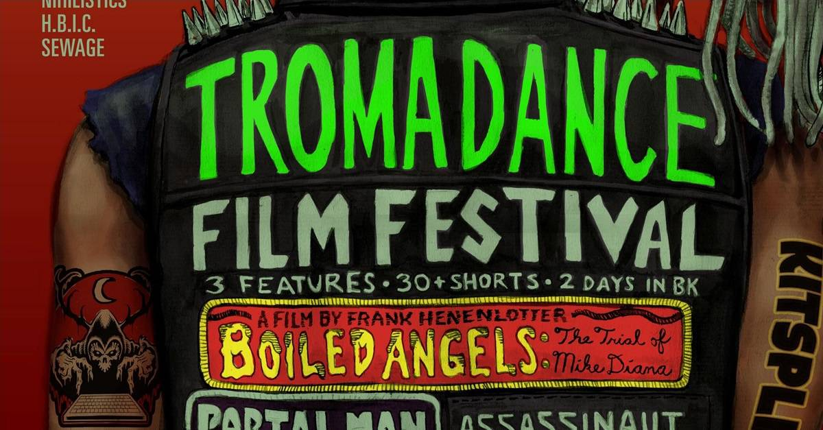 tromadance banner - The 19th Annual Tromadance Film Festival is Almost Upon Us