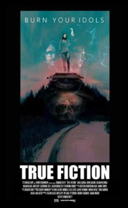 truefictionposter 185x300 - An Author's Research Goes Horribly Awry in TRUE FICTION