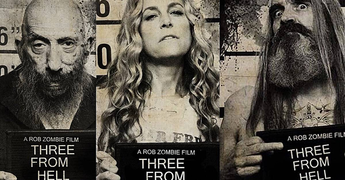 3fromhellbanner - Rob Zombie's 3 FROM HELL Trailer Has Arrived