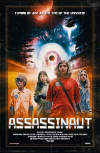 Assassinaut web Final 197x300 - DREAD Presents: Go Into Monstrous Space In ASSASSINAUT BTS And Concept Art Gallery