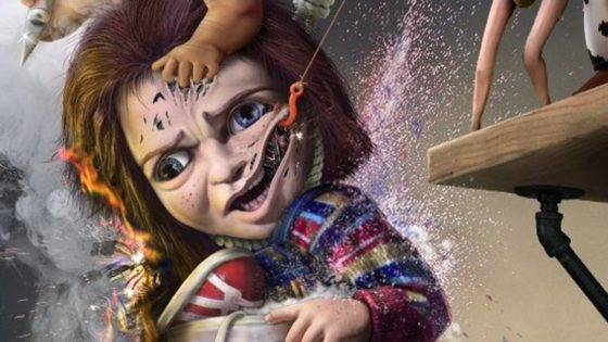 Chucky 560x315 - F*** You Chucky! TOY STORY 4 Has Its Revenge!