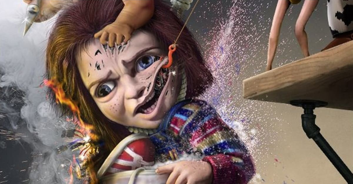 Chucky - F*** You Chucky! TOY STORY 4 Has Its Revenge!
