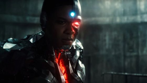 Cyborg Ray Fisher 560x315 - JUSTICE LEAGUE Actor Ray Fisher Wants to Be the Next BLADE