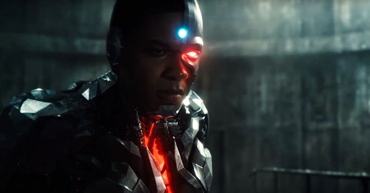 Cyborg Ray Fisher - JUSTICE LEAGUE Actor Ray Fisher Wants to Be the Next BLADE