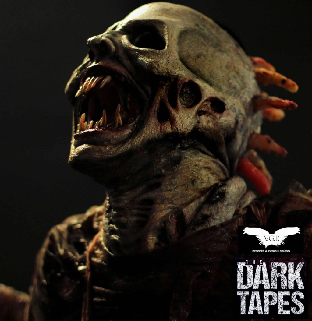 DArk Tapes 2jpg 1024x1054 - Vincent Guastini: From Making Monsters to Directing & Producing + Image Gallery