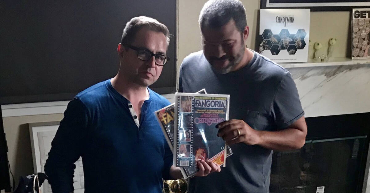 DC Phil Nobile.001 - Horror Business: Interview with FANGORIA Editor-in-Chief, Phil Nobile Jr.