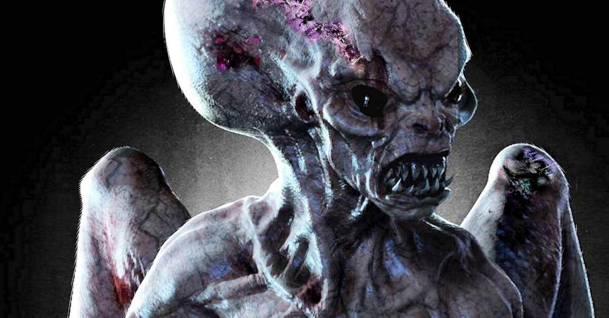 Dark Skies Alien Banner - Vincent Guastini: From Making Monsters to Directing & Producing + Image Gallery