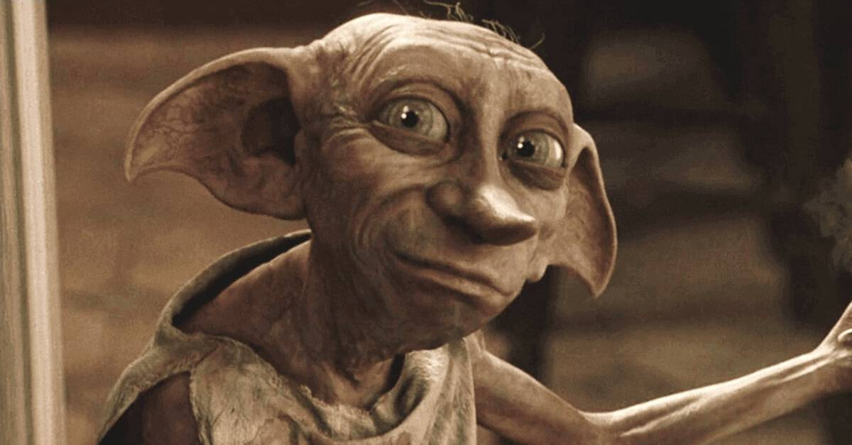 "Dobby - Security Cam Footage of Elf-Like ""Alien"" Goes Viral"