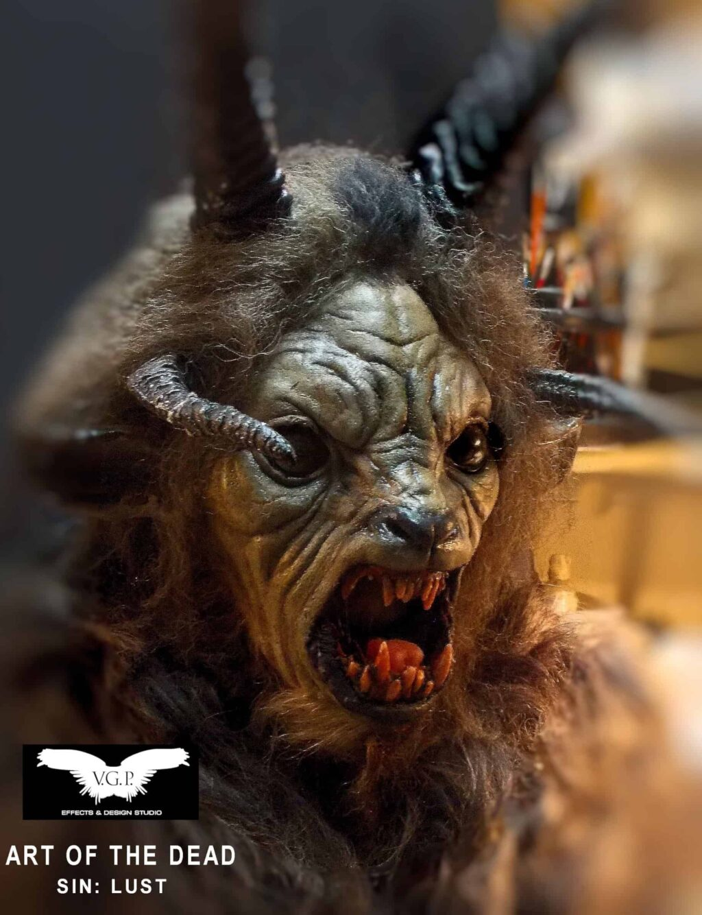 GOAT 1 1024x1334 - Vincent Guastini: From Making Monsters to Directing & Producing + Image Gallery