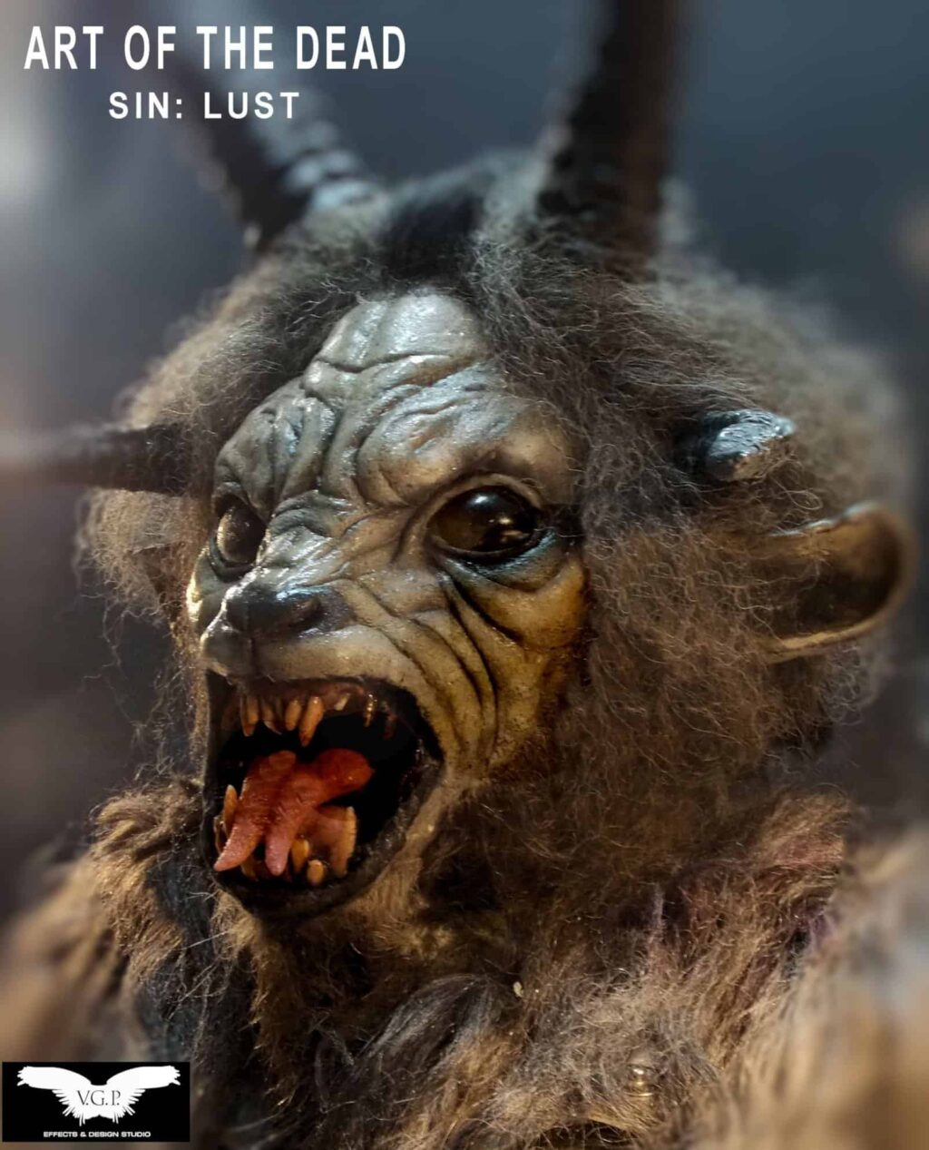GOAT 2 1024x1267 - Vincent Guastini: From Making Monsters to Directing & Producing + Image Gallery