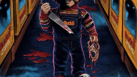 "Gary Pullin Childs Play 2019 Banner 560x315 - ""Ghoulish"" Gary Pullin's Poster for the New CHILD'S PLAY is Killer"