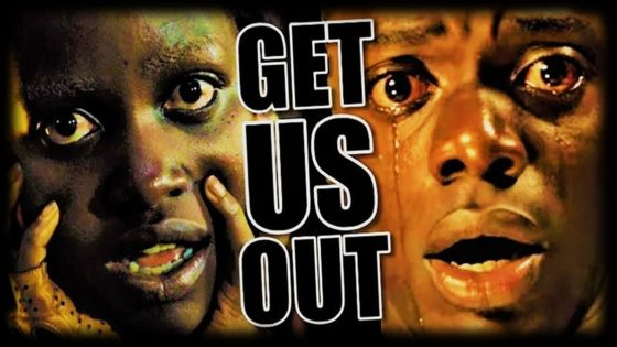 Get Us Out Banner 560x315 - Trailer: GET US OUT Mashes Jordan Peele's 2 Movies Into 1