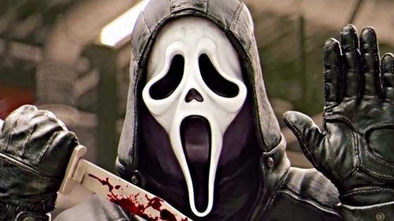 Ghostface Dead by Daylight Banner 560x315 - Trailer: Ghostface Has Arrived on DEAD BY DAYLIGHT