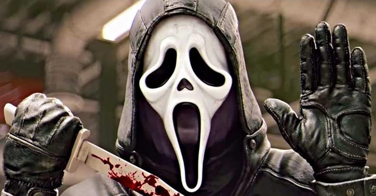 Ghostface Dead by Daylight Banner - Trailer: Ghostface Has Arrived on DEAD BY DAYLIGHT