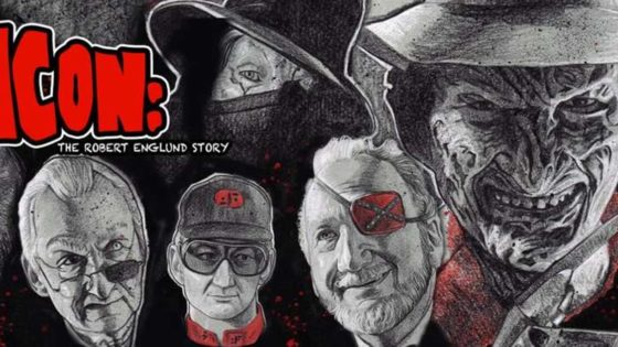"""Icon Banner 560x315 - Trailer: """"Give the Audience What They Want!"""" ICON: THE ROBERT ENGLUND STORY Has Almost Met Its Crowdfunding Goal! You Can Help!"""