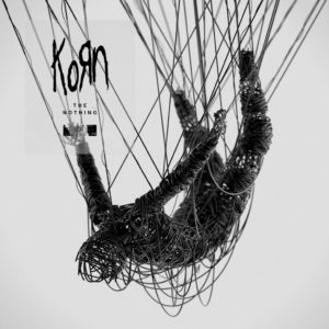 "KORN The Nothing Cover LO 300x300 - KORN Release Video for ""You'll Never Find Me"" from New Album THE NOTHING"