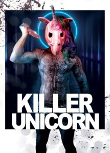 Killer Unicorn Poster 215x300 - Trailer: Drag Queen Horror Film KILLER UNICORN Arrives in Time for Pride Month
