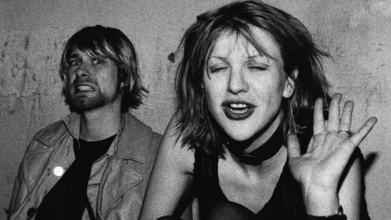 Kurt and Courtney 560x315 - Courtney Love Says She Was Haunted by the Ghost of Kurt Cobain