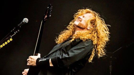 Megadeath Banner 560x315 - Megadeth's Dave Mustaine Reveals He Has Throat Cancer, Most 2019 Tour Dates Canceled