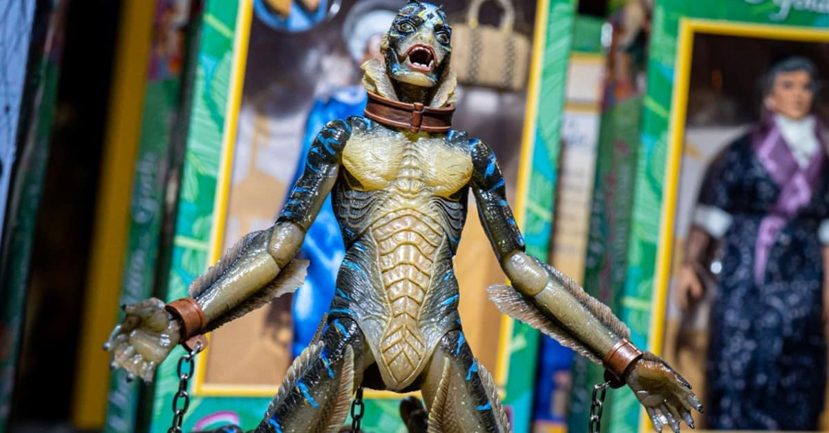 NECA fan event 2019 Banner - More Exclusive Video & Image Gallery from NECA's 2019 Fan Event