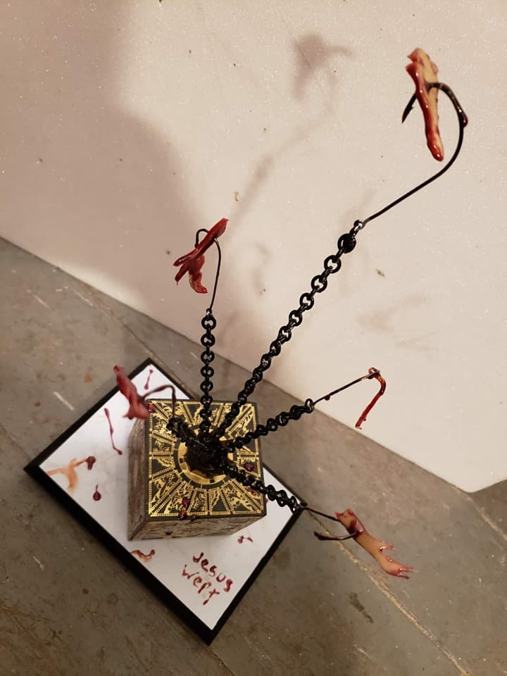 NU Lament 1 - You've Never Seen Replica Lament Configurations This Gory! Find Out How to Get One!