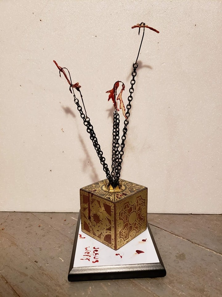 NU Lament 3 - You've Never Seen Replica Lament Configurations This Gory! Find Out How to Get One!