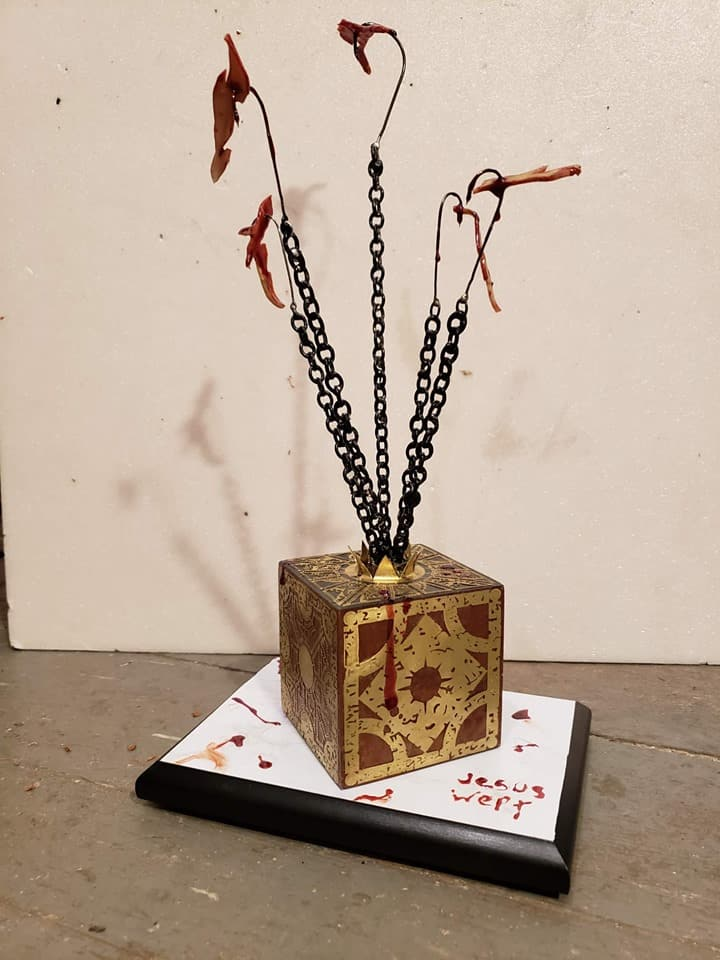 NU Lament 4 - You've Never Seen Replica Lament Configurations This Gory! Find Out How to Get One!