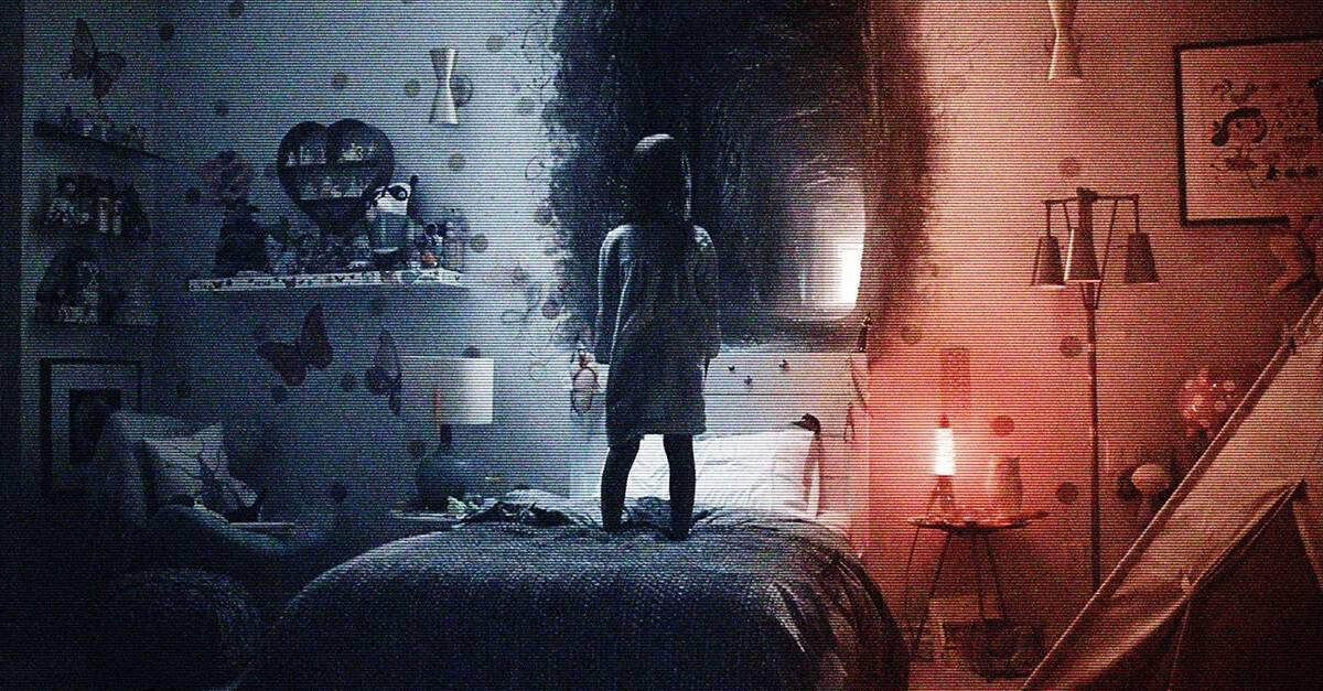 Paranormal Activity Banner - PARANORMAL ACTIVITY Reboot is Brewing at Paramount & Blumhouse