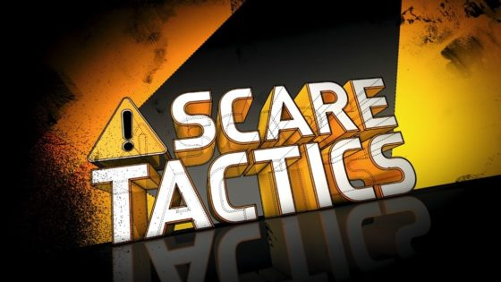 Scare Tactics Banner 560x315 - Trailer: SCARE TACTICS is Coming to Netflix This Weekend--Uncensored