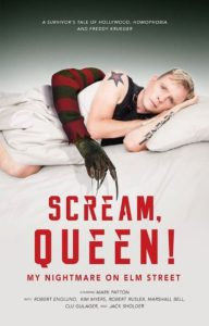 Scream Queen 192x300 - SCREAM QUEEN! MY NIGHTMARE ON ELM STREET to Screen for Outfest; Robert Englund to Attend