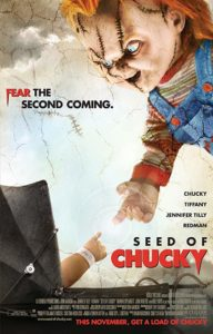 Seed of Chucky Poster 192x300 - Trick or Treat Studios' Life-Sized SEED OF CHUCKY Replica Fully-Funded and Available for Pre-Order
