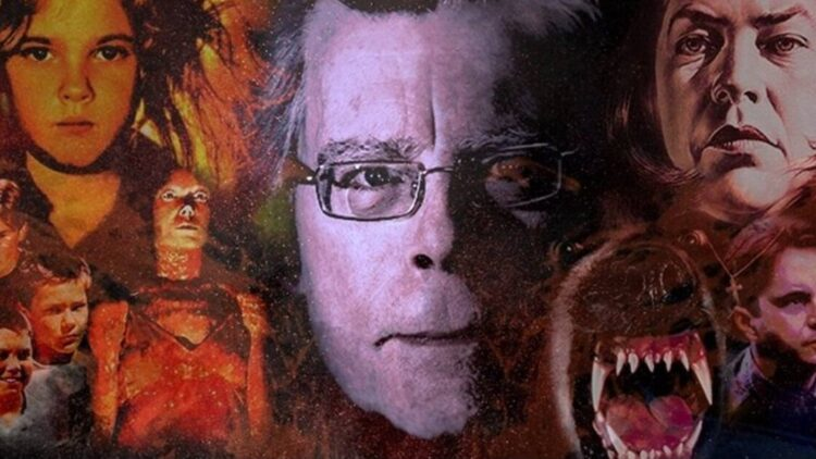 Stephen King Art Banner 750x422 - Nothing But Stephen King Movies in Our Latest #MonthOfDread!