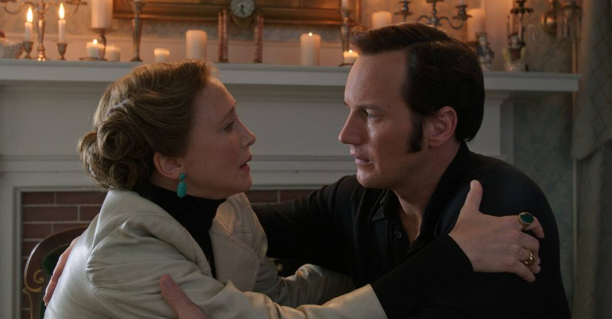 The Conjuring Ed and Lorraine - Production Begins on THE CONJURING 3!