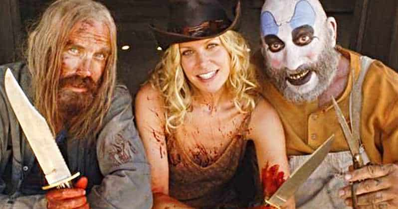 Three From Hell Teaser Trailer - Captain Spaulding Returns in New THREE FROM HELL Teaser