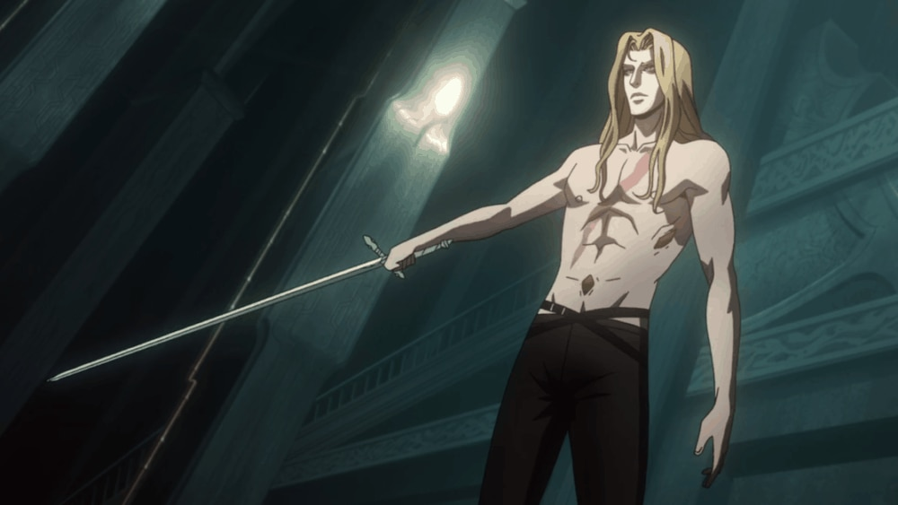alucardcastlevaniabanner 1000x563 - Alucard's Sword From Netflix's CASTLEVANIA Series Forged And Ready For Battle