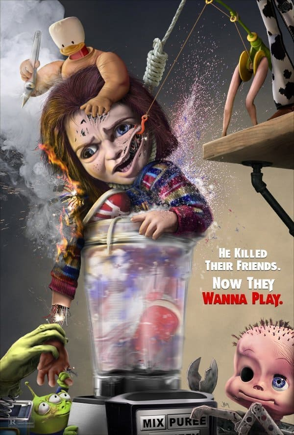 cp - F*** You Chucky! TOY STORY 4 Has Its Revenge!