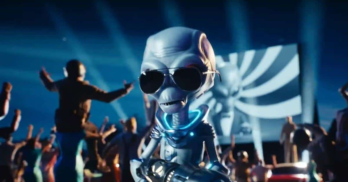 destroy all humans e3 remake 1 - E3 2019: Crypto Returns To Earth In First Gameplay Footage From DESTROY ALL HUMANS! Remake