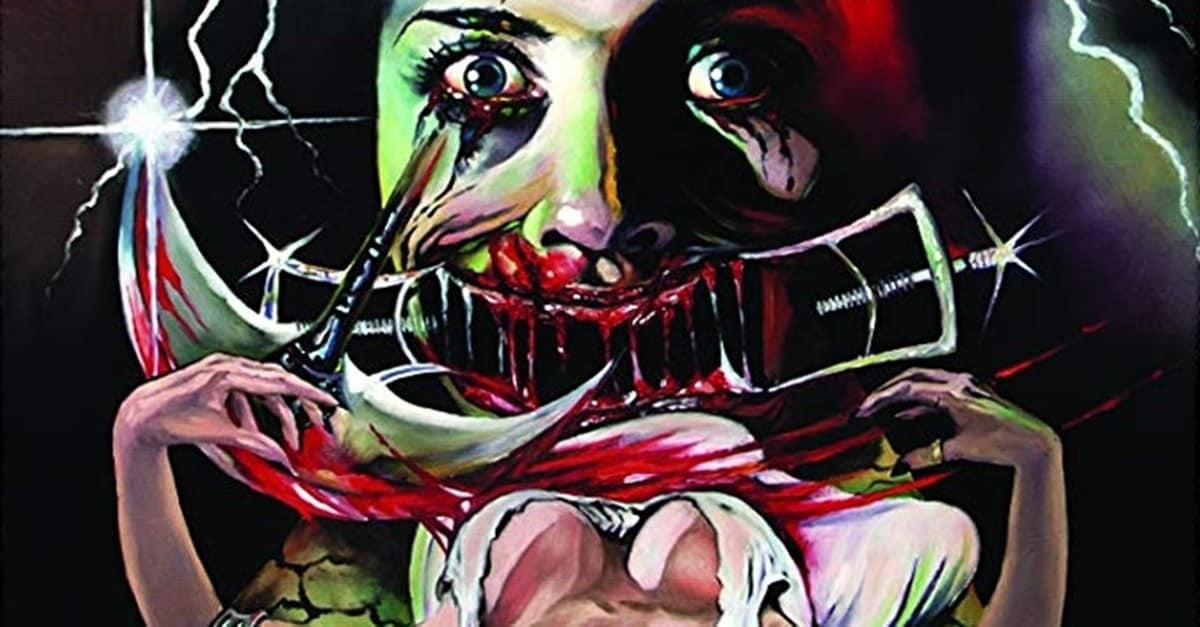 two evil eyes banner - Romero and Argento's TWO EVIL EYES Getting 4K Blu-ray from Blue Underground