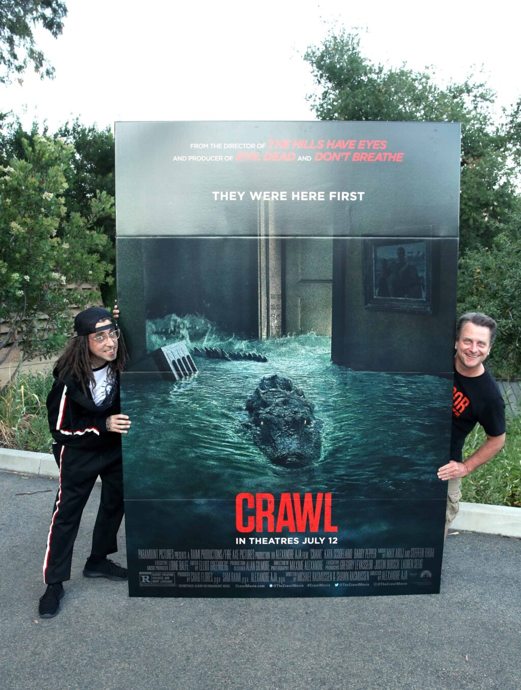 1RMS0179 2019070973615532 1 1024x1357 - Feeding Time! Check Out Images from Press Event for CRAWL at the LA Zoo with Real Alligators