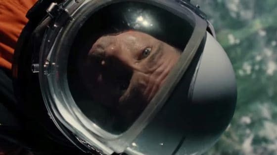Ad Astra Banner 1 560x315 - Brad Pitt Falls to Earth and Flies to the Moon in Latest Trailer for AD ASTRA
